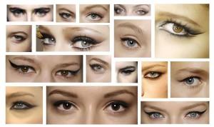 Automne/Hiver 2015-2016 : L'eyeliner un maquillage pour toutes !