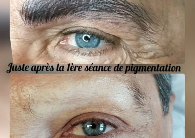 Tatouage des sourcils homme Toulouse