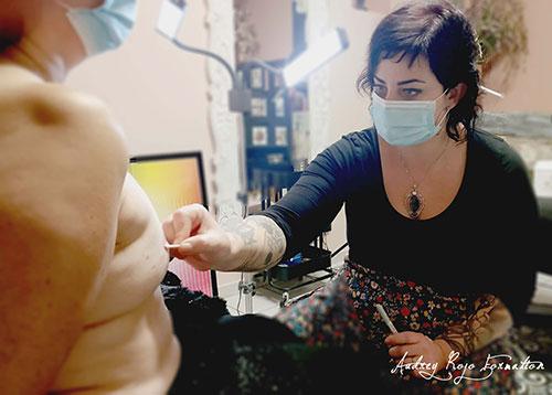 Formation tatouage post cancer