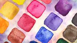 Base des mélanges de couleurs